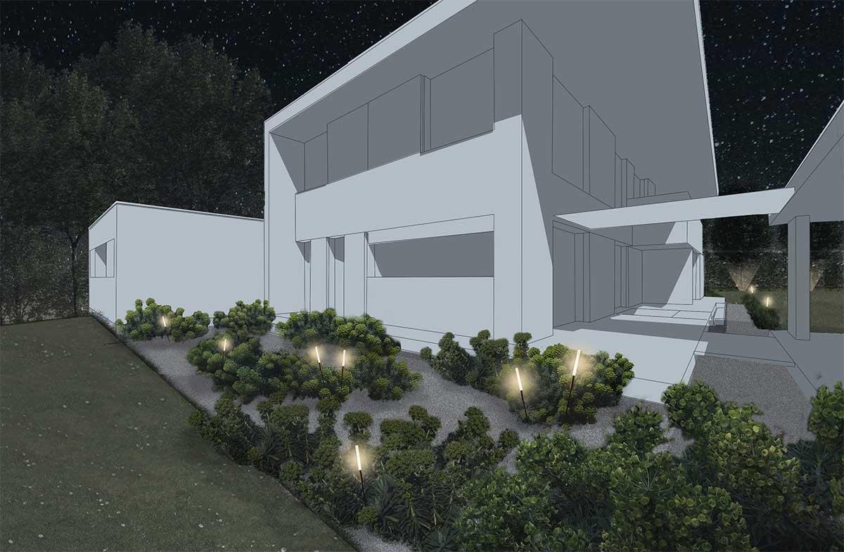 giardino BR - Mozzate - studio architettonico Ecoarch