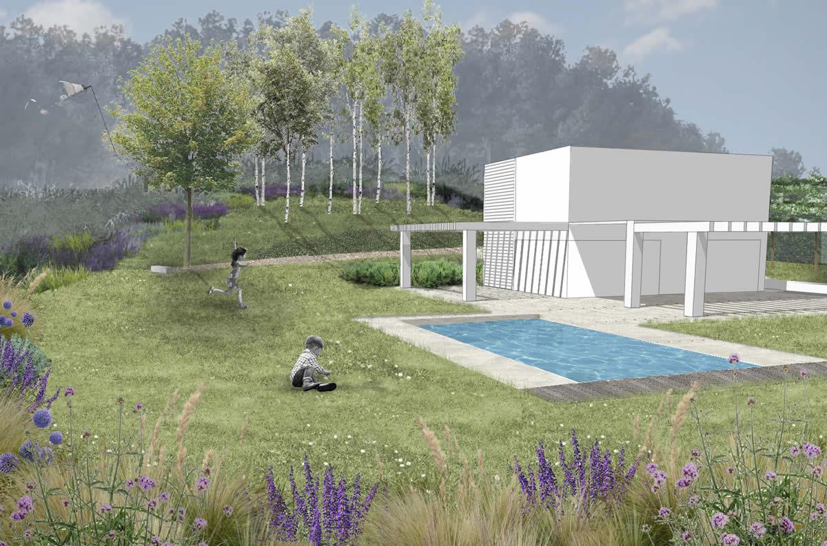 giardino HM - Arona - architetto Giuliana Gatti