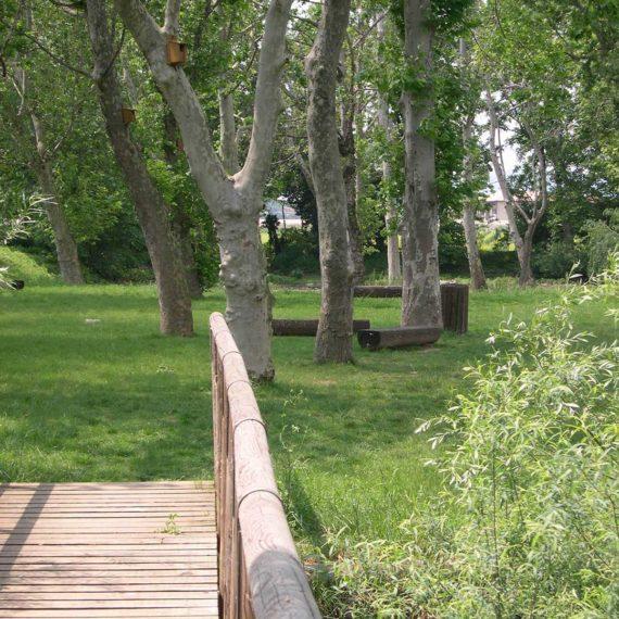 parco sull'acqua - Brescia - architetto Giuliana Gatti