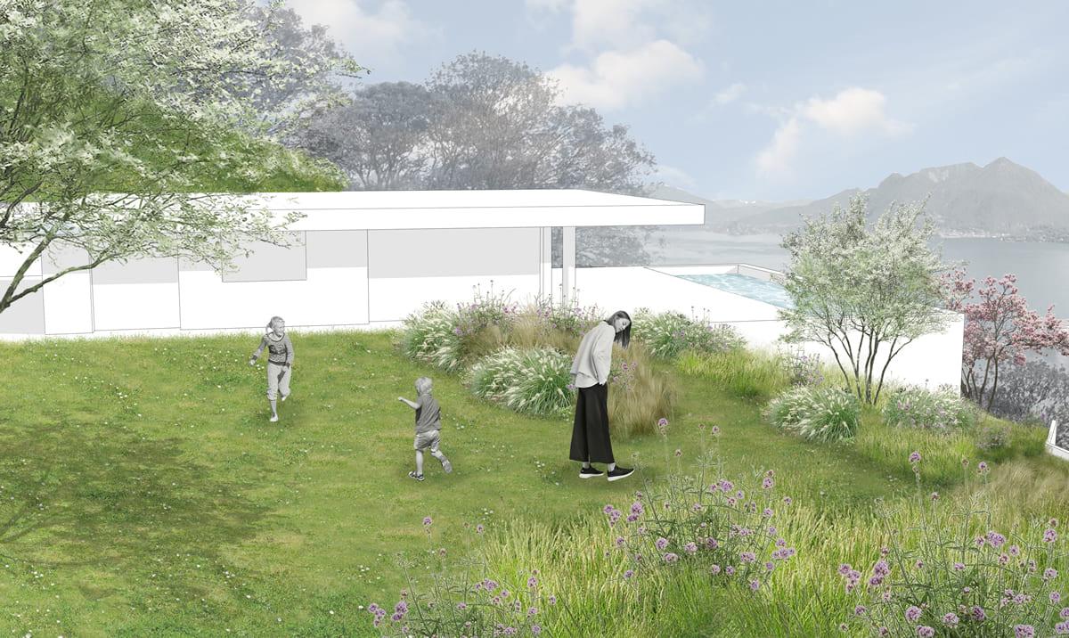 giardino PR - Cerro - architetto Giuliana Gatti