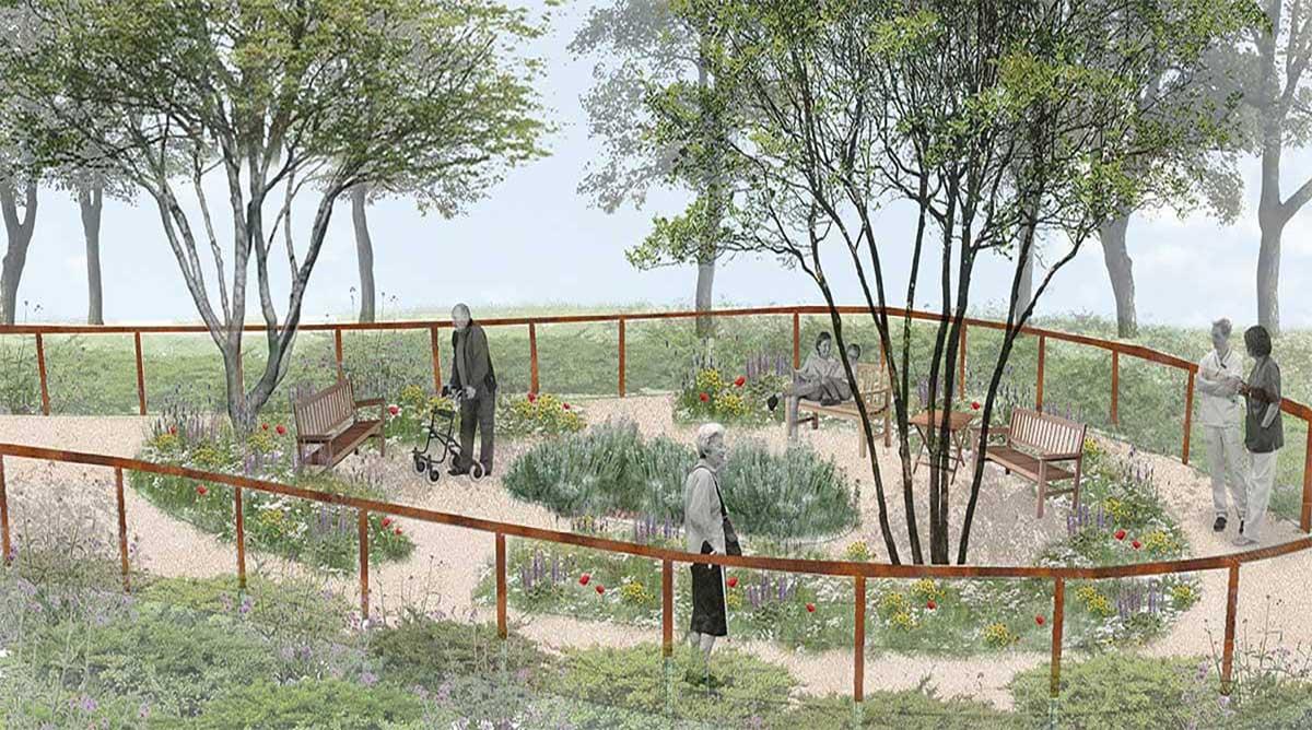 giardino VF - Ispra - architetto Giuliana Gatti