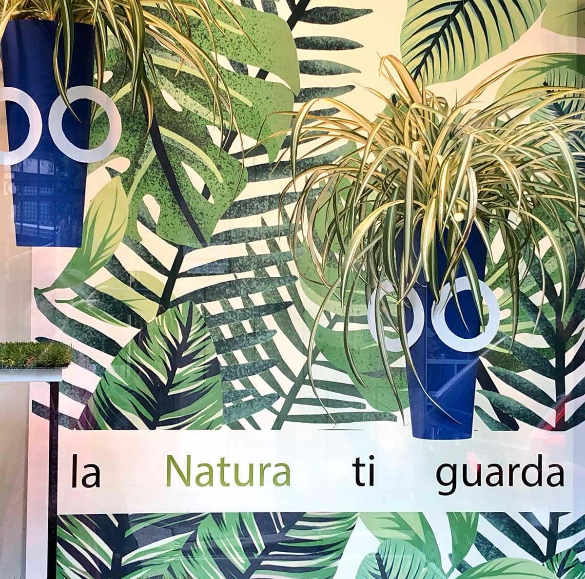 la natura ti guarda - Varese - architetto Giuliana Gatti